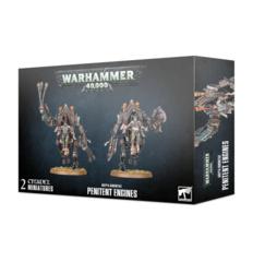 Warhammer 40K: Adepta Sororitas Penitent Engines