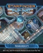 Starfinder flip-mat Spaceport