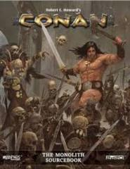 Conan The Monolith Sourcebook