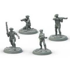 FALLOUT: WASTELAND WARFARE - SURVIVORS MINUTEMEN POSSE Add to Favorites