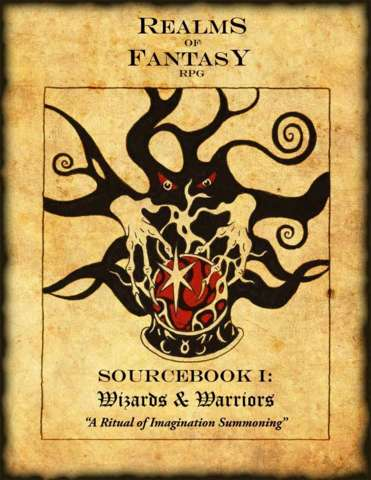 Realms Of Fantasy RPG Wizards and Warriors