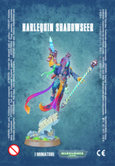 Warhammer 40K: Harlequin Shadowseer