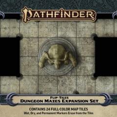 Pathfinder RPG: Flip-Tiles - Dungeon Mazes Expansion