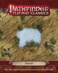 Pathfinder RPG: Flip-Mat Classics - Desert