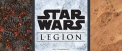 Star wars legion Sullust Playmat