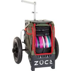 Dynamic Discs Compact Cart by ZUCA Navigator Olive