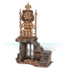 Warhammer Age of Sigmar  Flesh-eater courts throne