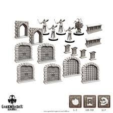 terrain minitures pack