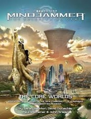 Mindjammer The core worlds RPG