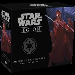 Imperial Royal Guards Unit Expansion