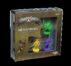 Rum & Bones Mercenaries Heroes Set #2