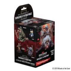 Dungeons & Dragons Fantasy Miniatures: Icons of the Realms Set 11 Waterdeep - Dungeon of the Mad Mage Booster