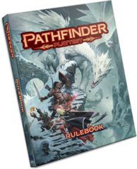 Pathfinder PlayTest Core Rules Hardcover