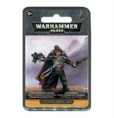 Imperial Guard Lord Commissar (w)