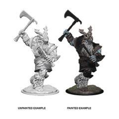 Nolzur`s Marvelous Unpainted Miniatures: Frost Giant Male