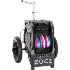 Dynamic Discs Compact Cart by ZUCA Navigator Charcoal