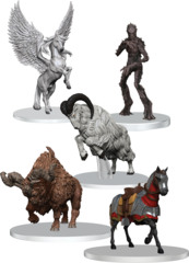 Dungeons & Dragons Fantasy Miniatures: Icons of the Realms Summoned Creatures Set 1