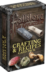 Folklore: The Affliction - Crafting and Recipes
