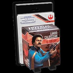 Star Wars: Imperial Assault- lando calrissian