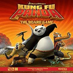 Kung Fu Panda - The Board Game