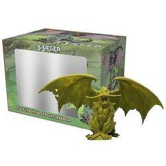 B-sieged: ikomoth the dragon