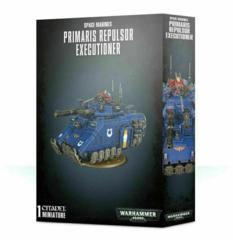 Warhammer 40K: Space Marines Primaris Repulsor Executioner