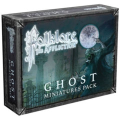 FOLKLORE: THE AFFLICTION - GHOST MINIATURES PACK