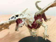 Rage of Demons: White Dracolich Premium Figure