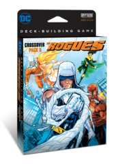 DC COMICS DECK BUILDING GAME: CROSSOVER PACK #5 - THE ROGUES