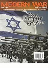 modern war yom kippur 1973 war