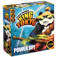 King of Tokyo: Power Up Expansion 2017