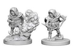 Nolzur's Marvelous Unpainted Miniatures - Halfling Rogue (Male)