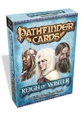pathfinder cards reign of winter