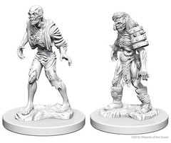 Nolzur's Marvelous Unpainted Miniatures - Zombies