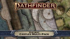 Pathfinder RPG: Flip-Mat - Castles Multi-Pack