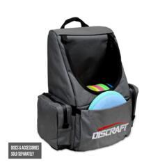 DISCRAFT TOURNAMENT BACKPACK BAG (Grey)