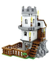 The Wizard`s Dice Tower