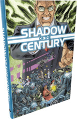 Fate Core RPG: Shadow of the Century Hardcover