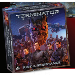 TERMINATOR: GENYSIS - RISE OF THE RESISTANCE
