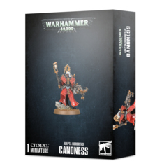 Warhammer 40K: Adepta Sororitas Canoness