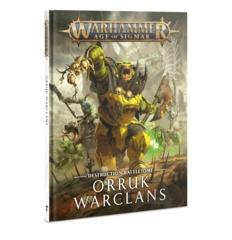 Warhammer Age of Sigmar Destruction Battletome Orruk Warclans