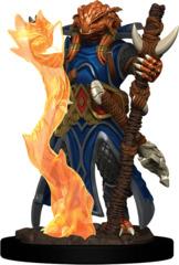 Premium Figures W4 Dragonborn Sorcerer Female
