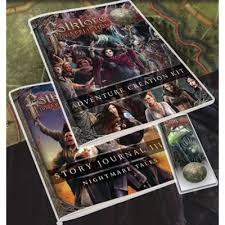 Folklore: The Affliction – Adventure Creation Kit, Story, & Bookmark