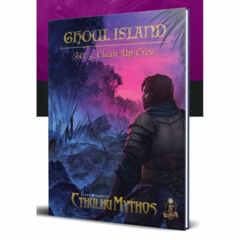 CTHULHU MYTHOS (5E): GHOUL ISLAND ACT 3: CLEAN UP CREW
