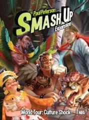 Smash Up World Tour: Culture Shock