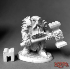 Dark Heaven: Dark Dwarf Pounder