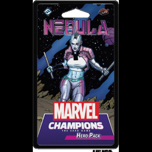 MARVEL LCG: NEBULA HERO PACK