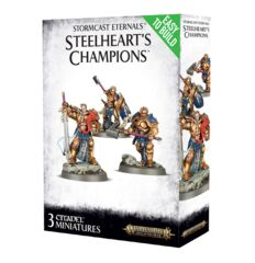 Easy To Build: Steelheart's Champions (w)