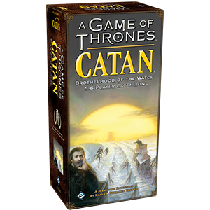 A Game of Thrones Catan 5-6 Player Extension