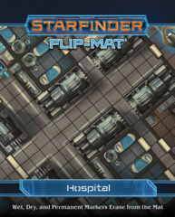 Starfinder RPG: Flip-Mat - Hospital